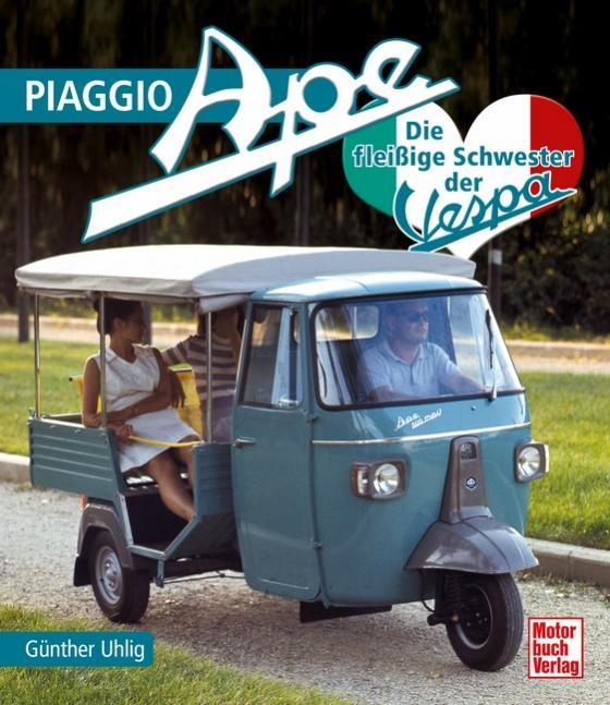 Cover-Bild Piaggio Ape