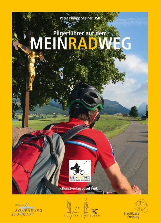 Cover-Bild Pilgerführer auf dem MEINRADWEG Rottenburg–Einsiedeln