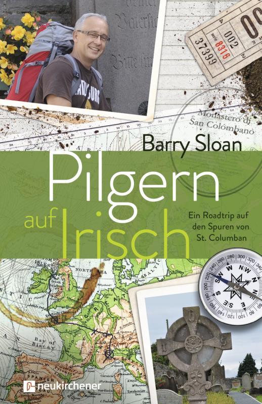 Cover-Bild Pilgern auf Irisch