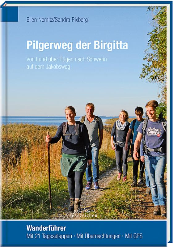 Cover-Bild Pilgerweg der Birgitta