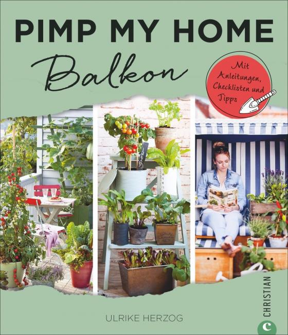 Cover-Bild Pimp my home: Balkon