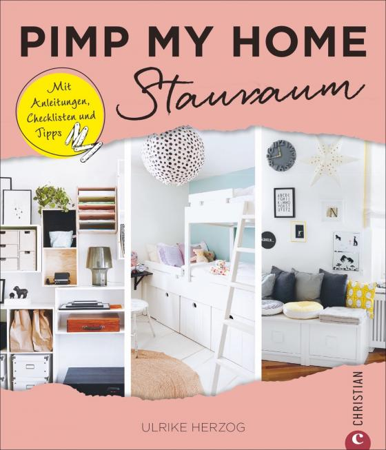 Cover-Bild Pimp my home: Stauraum