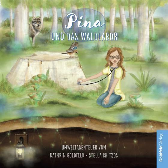 Cover-Bild Pina und das Waldlabor