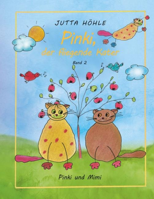 Cover-Bild Pinki, der fliegende Kater - Pinki und Mimi