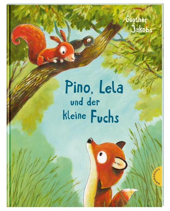Cover-Bild Pino, Lela und der kleine Fuchs