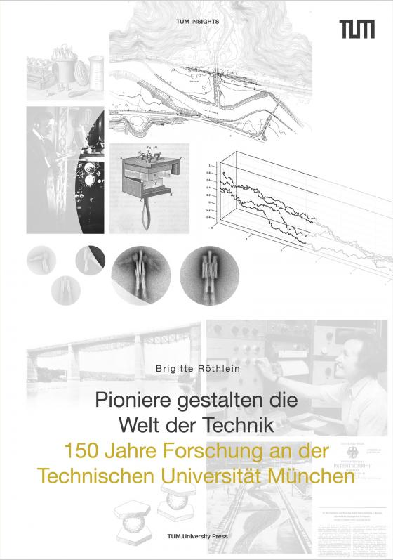 Cover-Bild Pioniere gestalten die Welt der Technik
