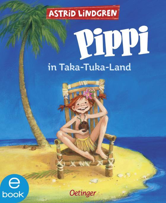 Cover-Bild Pippi in Taka-Tuka-Land