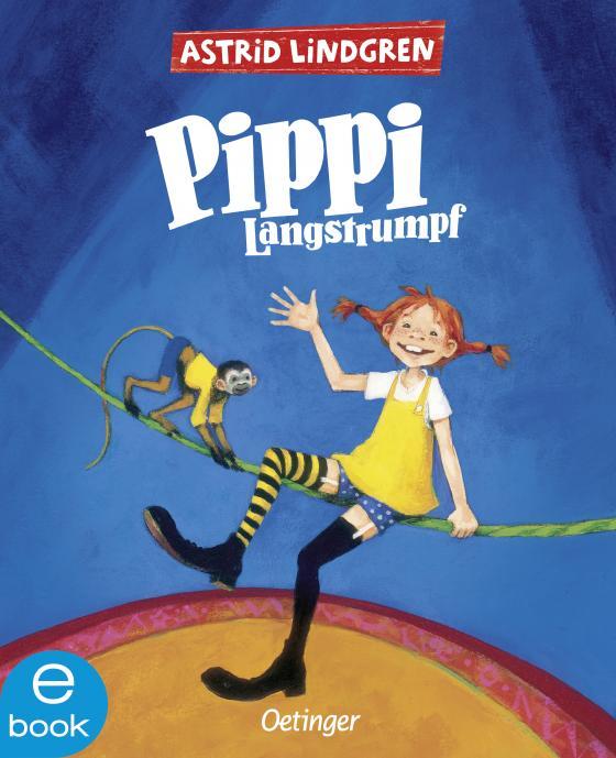 Cover-Bild Pippi Langstrumpf