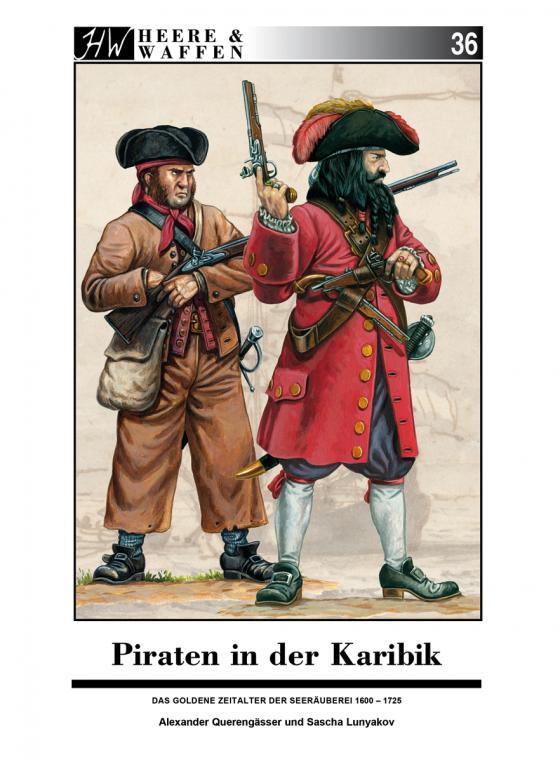 Cover-Bild Piraten in der Karibik