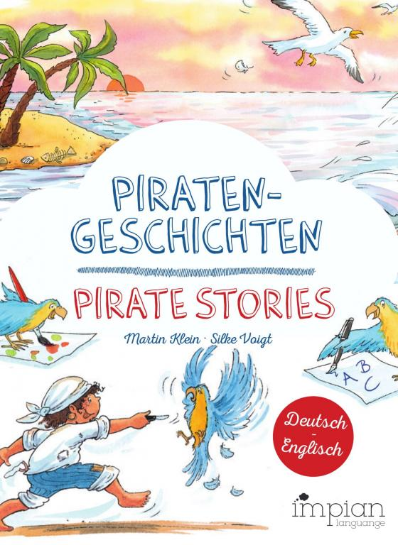 Cover-Bild Piratengeschichten / Pirate Stories