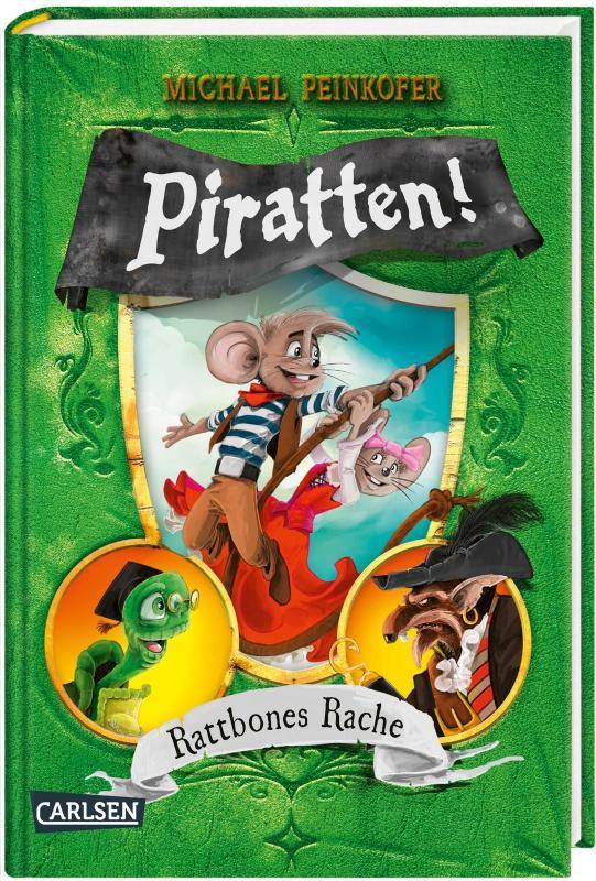 Cover-Bild Piratten! Rattbones Rache