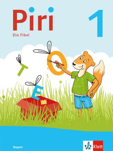Cover-Bild Piri 1. Ausgabe Bayern