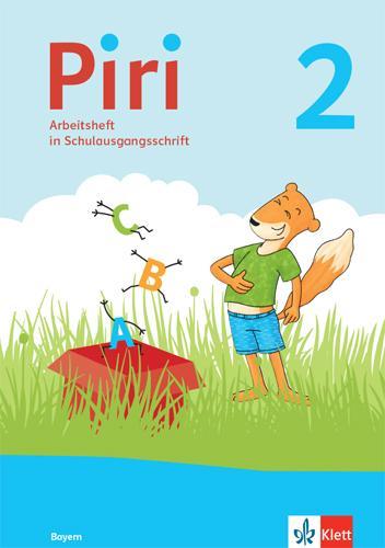 Cover-Bild Piri 2. Ausgabe Bayern