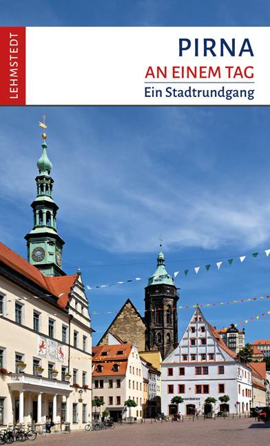 Cover-Bild Pirna an einem Tag