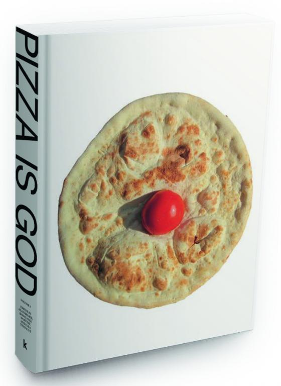 Cover-Bild Pizza is God