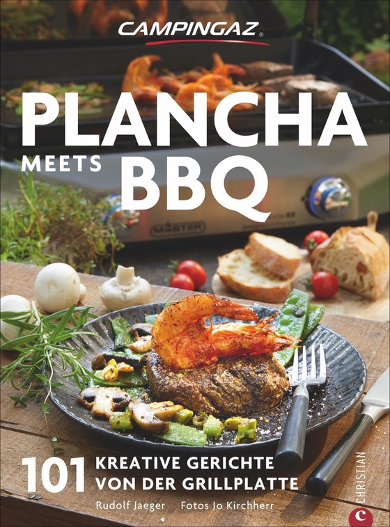 Cover-Bild Plancha meets BBQ
