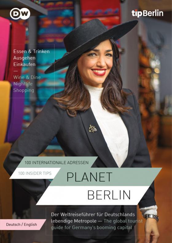 Cover-Bild Planet Berlin