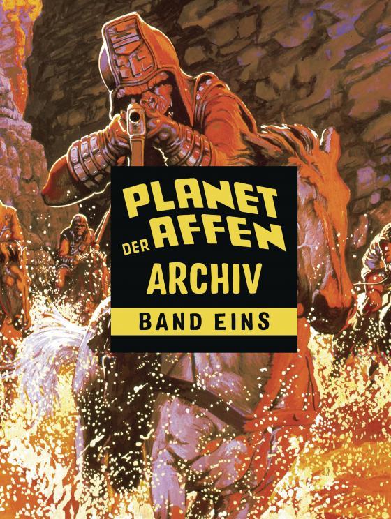 Cover-Bild Planet der Affen Archiv 1