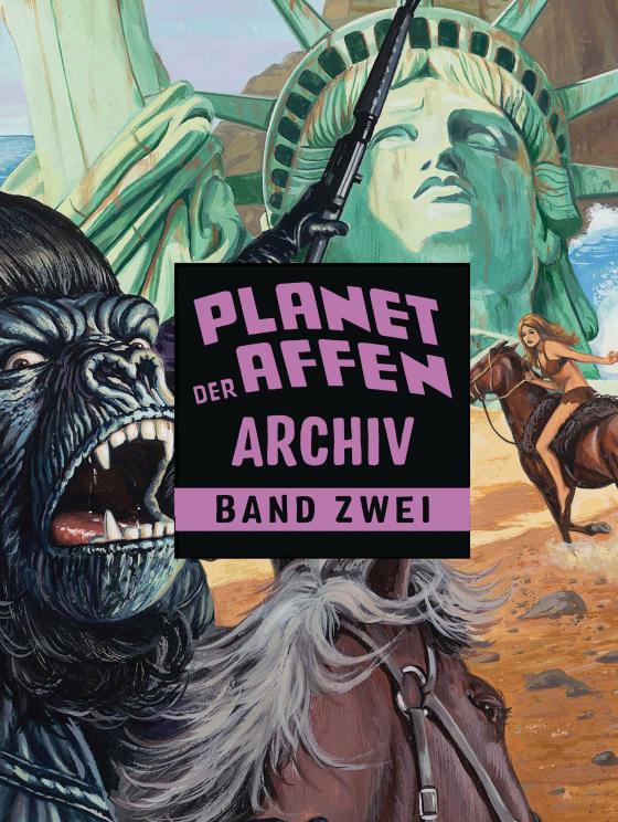 Cover-Bild Planet der Affen Archiv 2