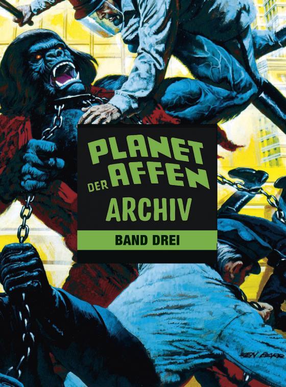 Cover-Bild Planet der Affen Archiv 3