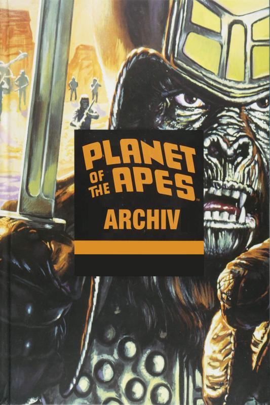 Cover-Bild Planet der Affen Archiv 4