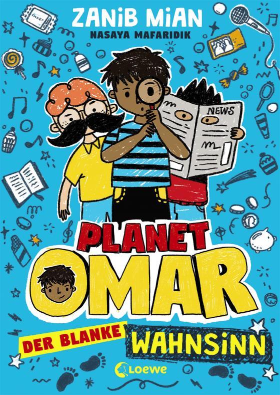 Cover-Bild Planet Omar - Der blanke Wahnsinn