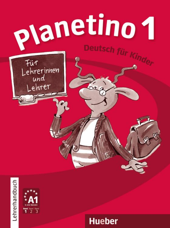 Cover-Bild Planetino 1