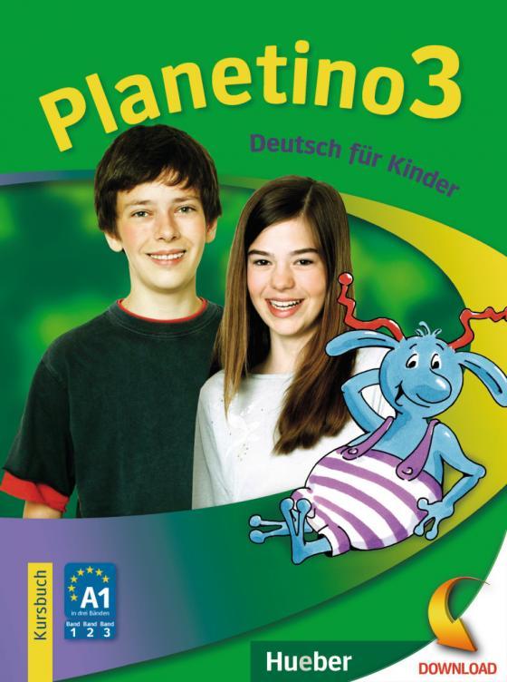 Cover-Bild Planetino 3