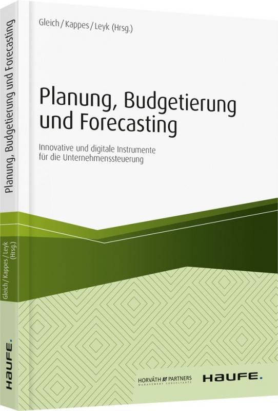 Cover-Bild Planung, Budgetierung und Forecasting - inkl. Arbeitshilfen online