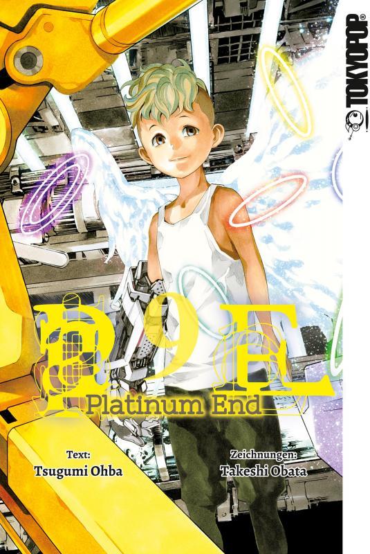 Cover-Bild Platinum End 09