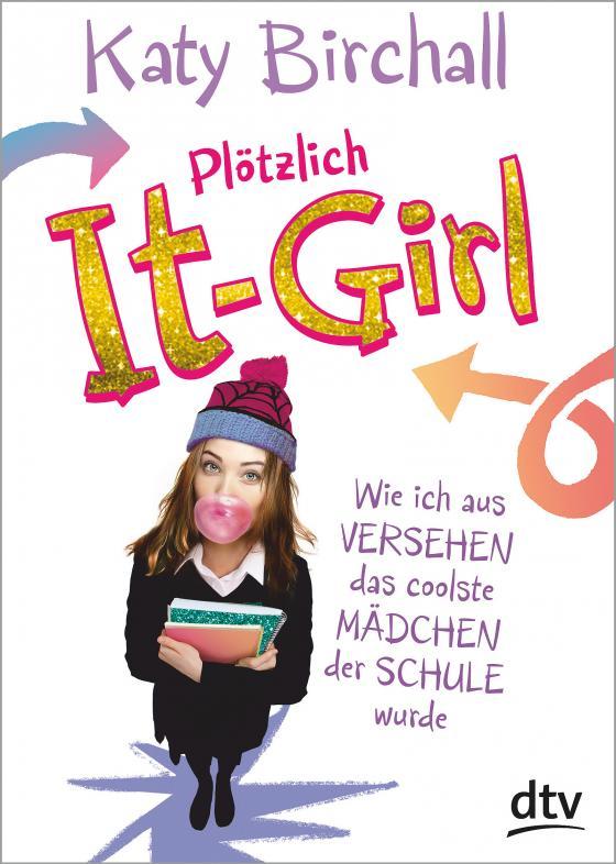 Cover-Bild Plötzlich It-Girl
