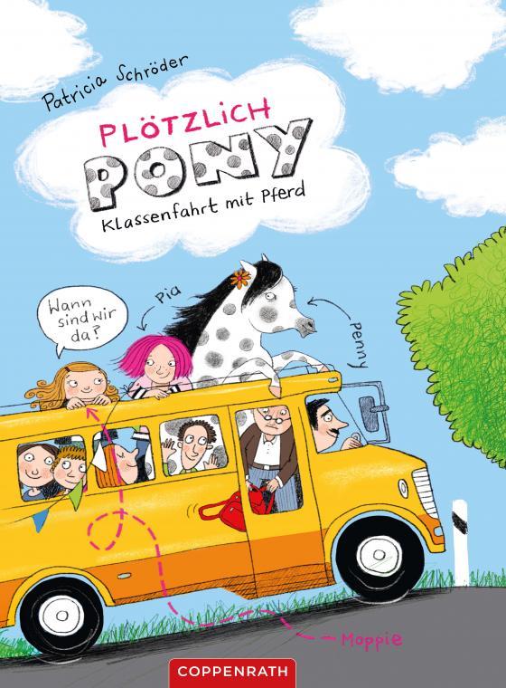 Cover-Bild Plötzlich Pony (Bd. 2)