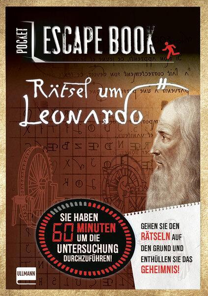 Cover-Bild Pocket Escape Book (Escape Room, Escape Game)