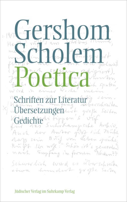 Cover-Bild Poetica