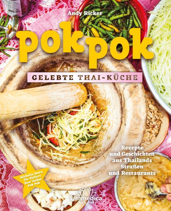 Cover-Bild Pok Pok Gelebte Thai-Küche