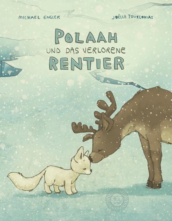 Cover-Bild POLAAH und das verlorene Rentier