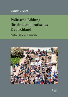 Cover-Bild Politische Bildung für ein demokratisches Deutschland