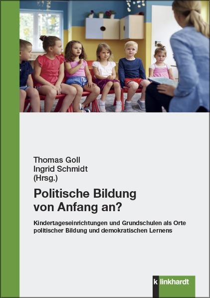 Cover-Bild Politische Bildung von Anfang an?