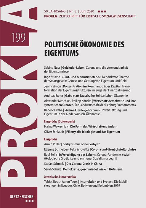 Cover-Bild Politische Ökonomie des Eigentums