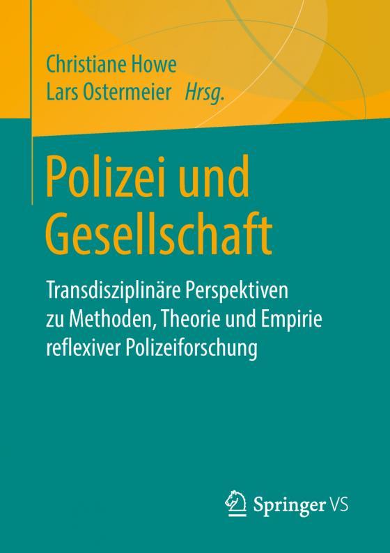 Cover-Bild Polizei und Gesellschaft