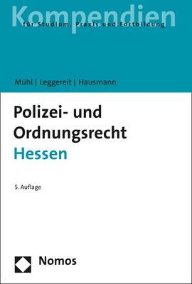 Cover-Bild Polizei- und Ordnungsrecht Hessen
