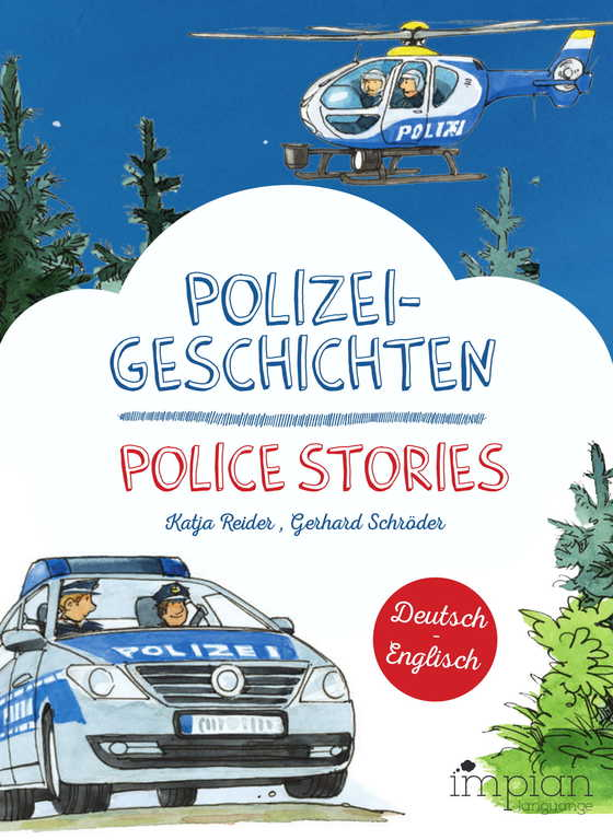 Cover-Bild Polizeigeschichten / Police Stories