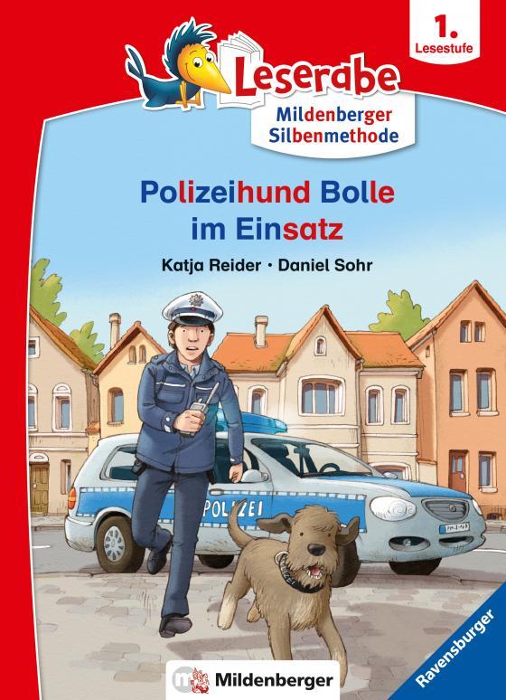 Cover-Bild Polizeihund Bolle im Einsatz