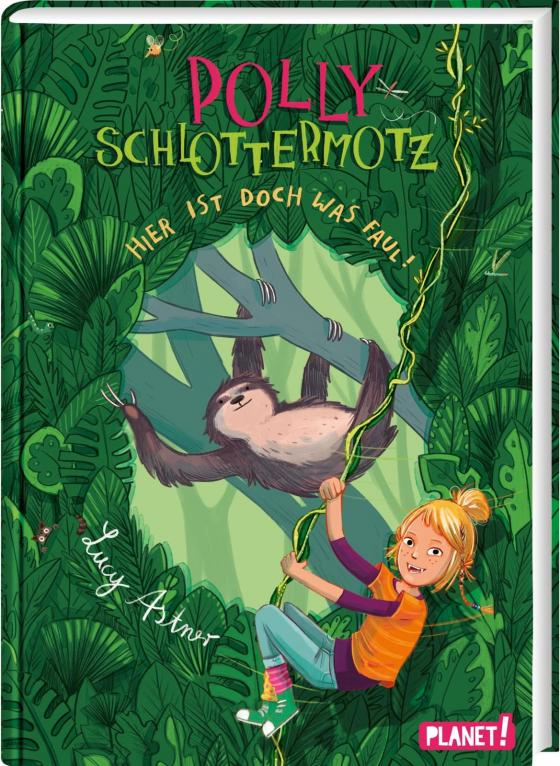 Cover-Bild Polly Schlottermotz 5: Hier ist doch was faul!