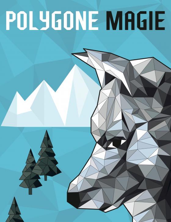 Cover-Bild Polygone Magie