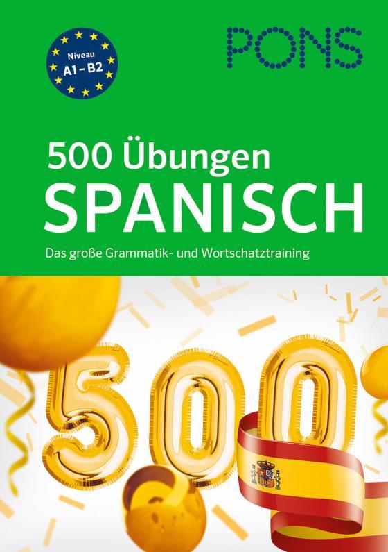 Cover-Bild PONS 500 Übungen Spanisch