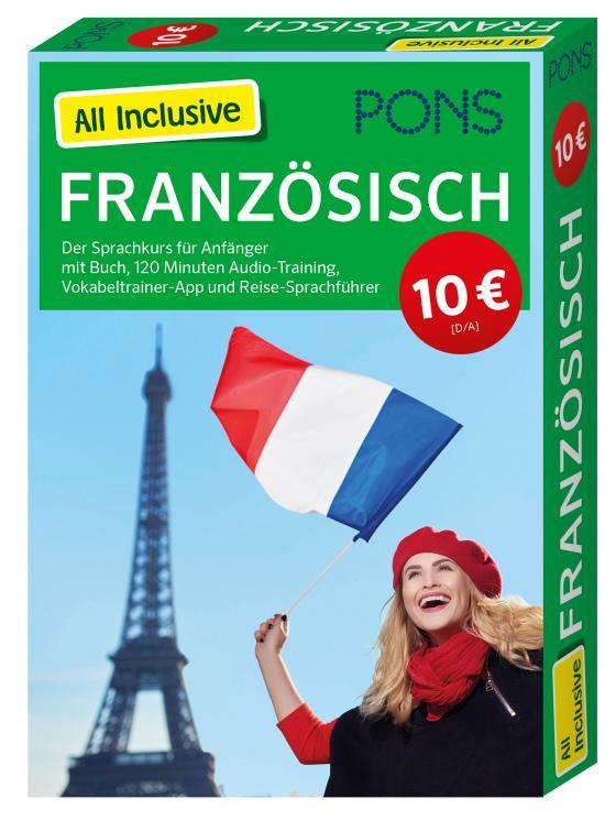 Cover-Bild PONS All Inclusive Französisch