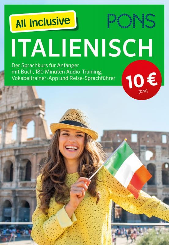 Cover-Bild PONS All Inclusive Italienisch