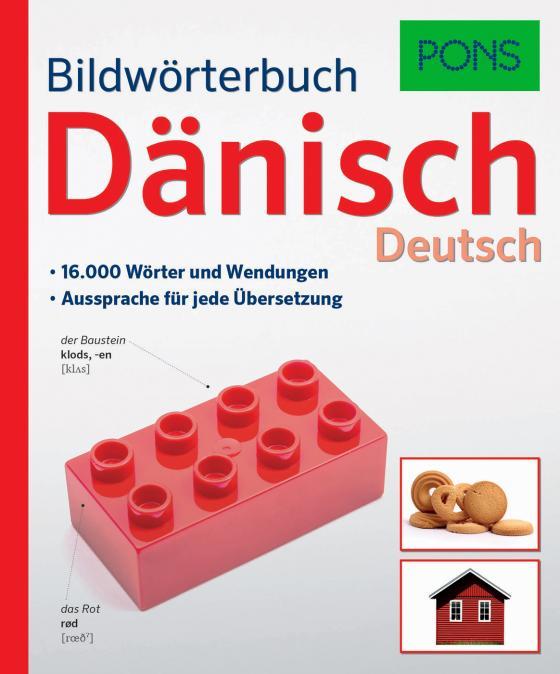 Cover-Bild PONS Bildwörterbuch Dänisch