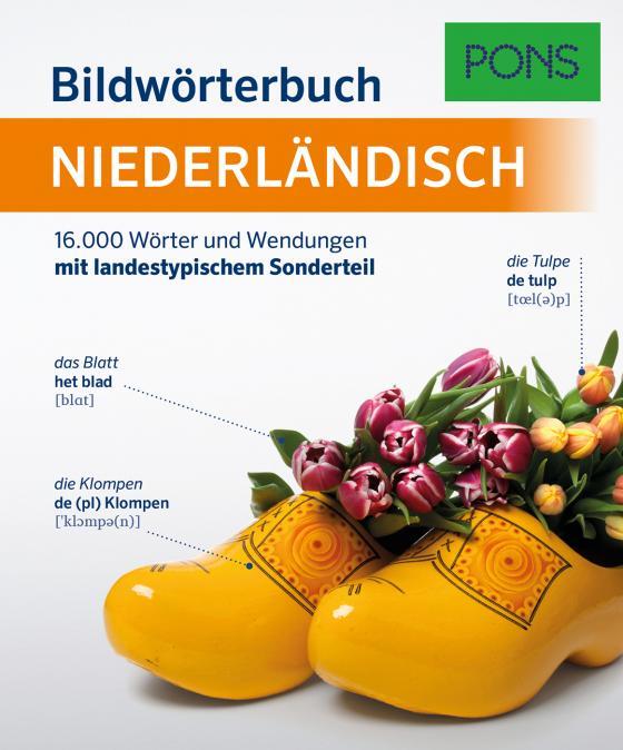 Cover-Bild PONS Bildwörterbuch Niederländisch